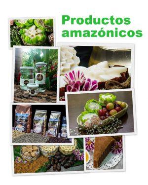 Productos amazónicos