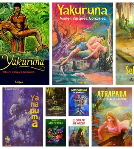 Libros amazónicos